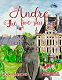 André the Five-Star Cat (Travel With Me Book 2) (English Edition)