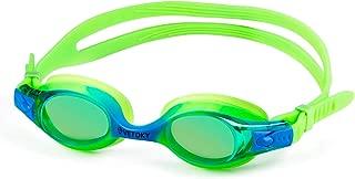 VETOKY Occhiali da Nuoto, Antiappannamento Occhialini da Nuoto Agonistico Impermeabile Protezione UV Visione Chiara per Adulti, Bambini