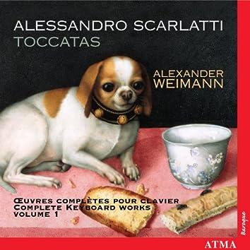 Scarlatti, A.: Keyboard Works (Complete), Vol. 1