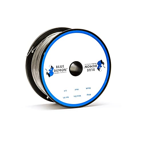Blue Demon 308LFC-O X .035 X 1# Spool stainless steel flux cored gasless