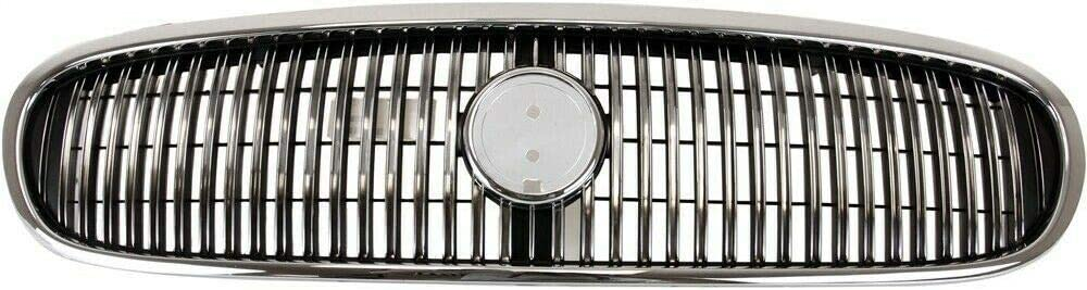 Uncle Johnny Grille Compatiable Topics on TV With Sedan Chrom Max 76% OFF 1997-99 LeSabre
