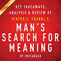an analysis of the topic of a search for meaning and the role of viktor frankl