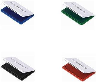 Tampón (9x 5,54colores, Negro/Azul/Rojo/Verde