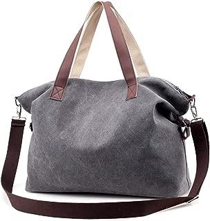 Women's Canvas Shoulder Bag, Handbag Casual Tote Bag Tote Bag