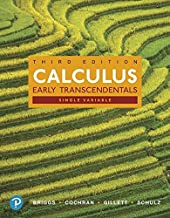 calculus single variable early transcendentals 3rd edition