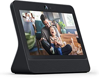 Portal from Facebook [Gen 1]. Smart, Hands-Free Video Calling with Alexa Built-in