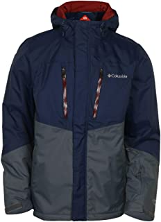 Columbia Men's Frozen Granular Insulated Omni Heat Waterproof Ski Jacket
