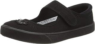 Clarks Girls' Hopper Go Uniform Dress Shoe
