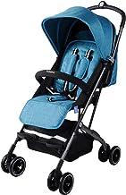 ZHHAOXINSP Ajustable Silla de Paseo Bebe Ligera Cochecito Viaje Avión Carritos de Bebe Plegable 6-36 Meses, 7.5 kg, Compacta y Manejable para Bebe, Blue