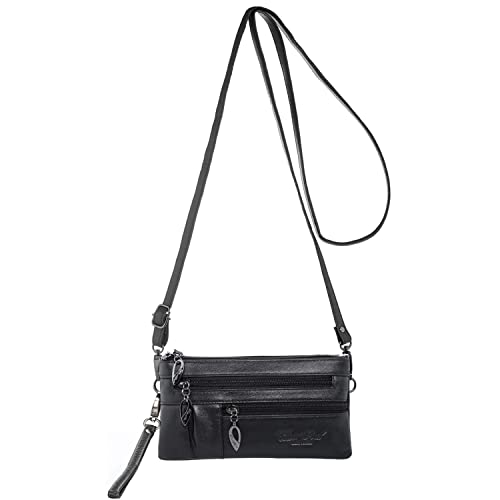 0be84b0631e8 Wallet Purse with Shoulder Strap: Amazon.co.uk