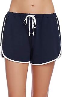 : iClosam Shorts et bermudas Femme : Vêtements