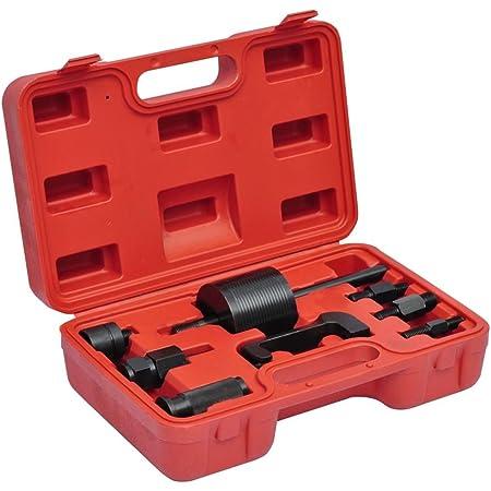 Vidaxl Diesel Injektoren Auszieher 8 Tlg Injektor Abzieher Werkzeug Set Baumarkt