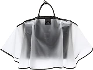 The Handbag Raincoat - Clear Midi (Medium)