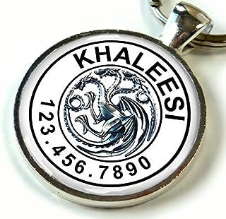 Custom Thrones White Targaryen Khaleesi