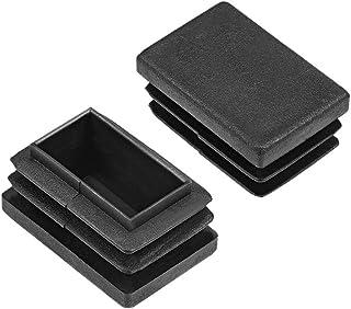 Tapones de pl/ástico para patas de sillas Sourcingmap 20 mm x 19 mm 10 unidades