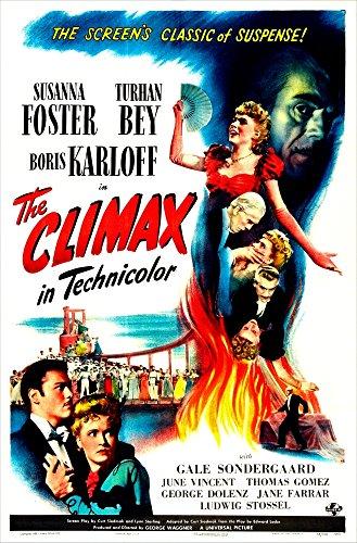 The Climax U Movie Poster Masterprint (27,94 x 43,18 cm)