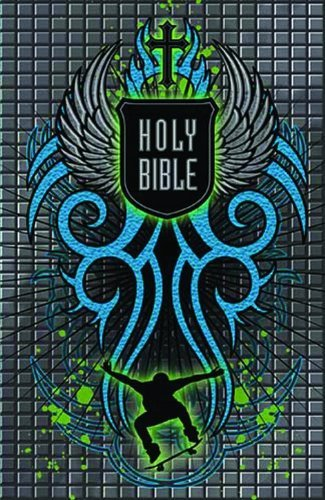Skateboard Bible by Thomas Nelson (2012-01-09)
