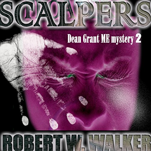 Scalpers audiobook cover art