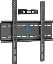 Soporte TV de Pared para la Mayoría de los Televisores LED, LCD, OLED, Plasma Plana y Curvada de 26-47 Pulgadas - Soporte de TV con VESA Máxima de 400x400mm Peso de hasta 50kg