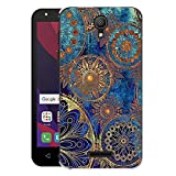 Alcatel Pixi 4 (5') 4G Tasche, FoneExpert® Ultra dünn TPU Gel Hülle Silikon Case Cover Hüllen Schutzhülle Für Alcatel Pixi 4 (5') 4G 5045X