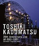 TOSHIKI KADOMATSU 20th Anniversa...[Blu-ray/ブルーレイ]