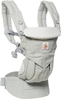 Ergobaby Omni全阶段四式360婴儿背带-灰色BCS360GRY