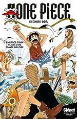 One Piece - À l'aube d'une grande aventure d'Eiichiro Oda