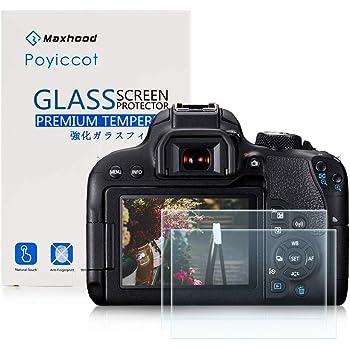 1 x Bilora premium pantalla LCD-protector para Canon EOS 1000d 207-8 nuevo embalaje original