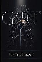GAME OF THRONES ゲーム?オブ?スローンズ - Jon For The Throne/ポスター 【公式/オフィシャル】