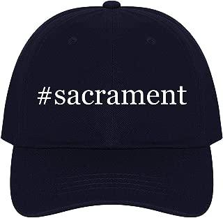 The Town Butler #Sacrament - A Nice Comfortable Adjustable Hashtag Dad Hat Cap