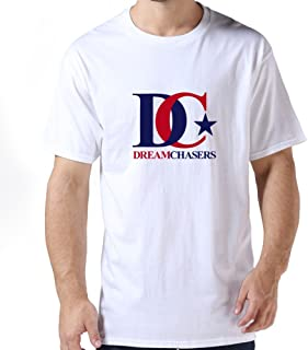 HD-Print Classic Dream Chasers Tee for Man White