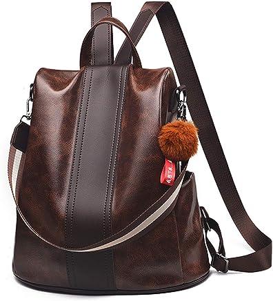 84087e254500 Amazon.ae: LEATHER Coffee Satchel Shoulder Bag