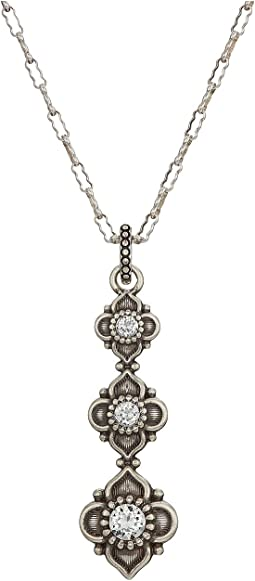 Brighton Alcazar Trio Short Necklace