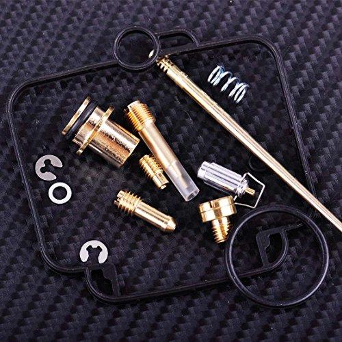 03-408 14Pcs Motorcycle Carburetor Repair Kit Carb Rebuild Set Fit For Polaris Sportsman 500 Ho 2001 2002