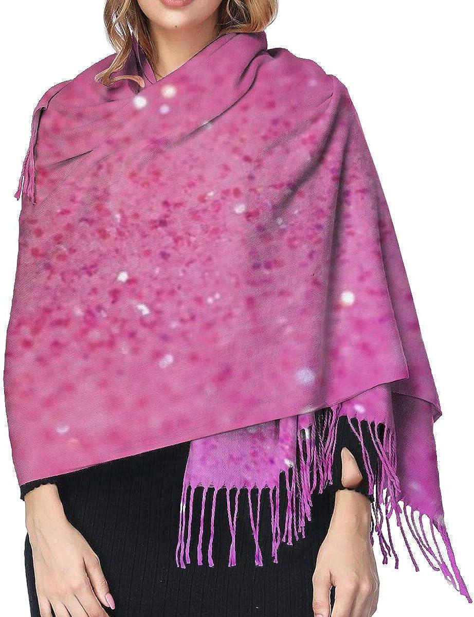 Purple Sea Women's Long Shawl Scarf Winter Warm Big Cashmere Scarf