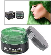 120g Color Cera para el cabello, Cera de Pelo desechable