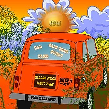 Orange Juice, Light Pulp (feat. Safs Crew Sunny & Blizz)