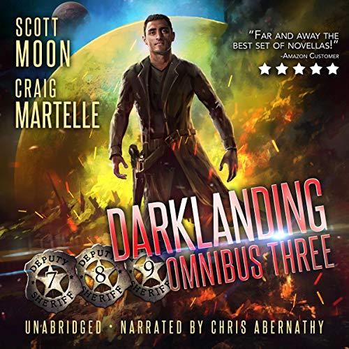 Couverture de Darklanding Omnibus, Book 3