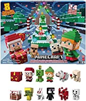 Mattel Collectible - Minecraft Advent Calendar, 2021