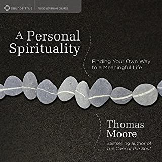 A Personal Spirituality audiobook cover art