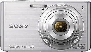 ソニー SONY Cyber-shot W610 (1410万CCD/光学x4) シルバー DSC-W610/S
