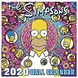 The Simpsons 2019 Calendar