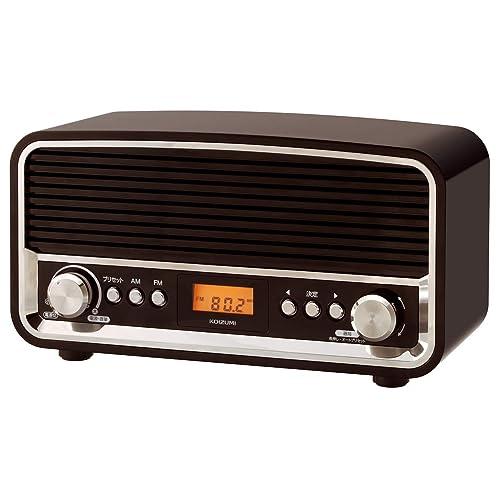 コイズミ ラジオ SAD-7221