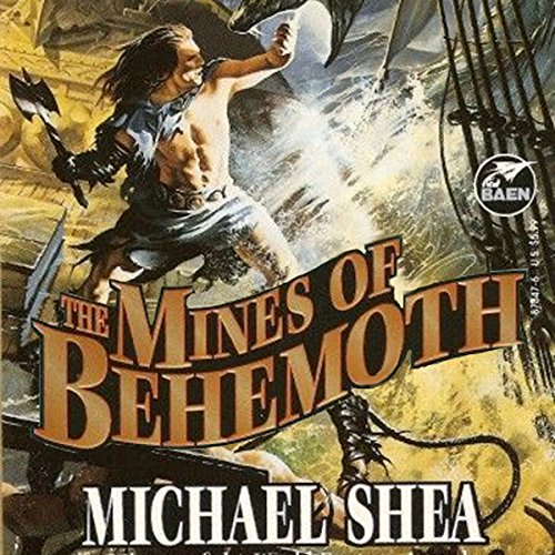 The Mines of Behemoth audiobook cover art