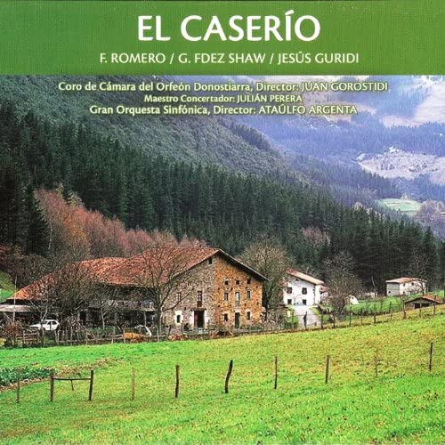 Ataúlfo Argenta & Gran Orquesta Sinfónica