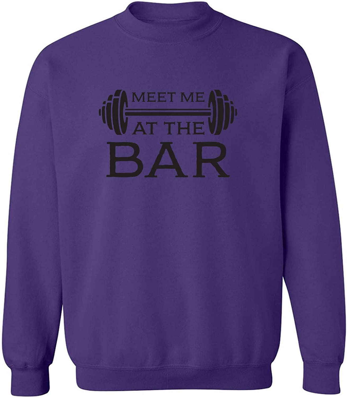 Meet Me at The Bar Crewneck Sweatshirt
