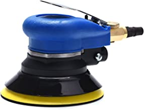 5 inch Pneumatic Orbital Sander Air Sander Palm Da Sander Hook and Loop Air Powered and..