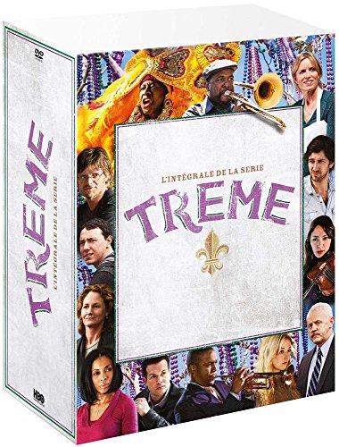 Treme - Lintégrale de la série - DVD - HBO