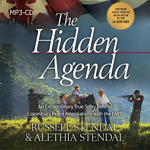 The Hidden Agenda cover art