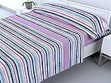 Cabello Textil Hogar - Juego de sábanas térmicas de Pirineo - 3 Piezas - 110 Gr/m2 - Mod...